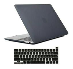 MacBook Pro 16 inch Case Smooth Plastic Hard Shell Protectiv