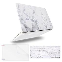 Mosiso Macbook Pro Retina Case 13 Hard Cover Keyboard Laptop
