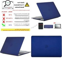 Se7Enline New Macbook Air 13 Inch Case A1932 Hard Shell Cove