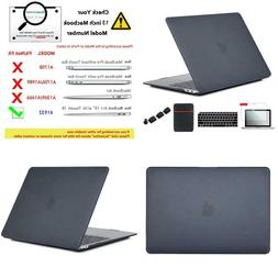 Se7Enline New Macbook Air 2018 Case 13 Inch Hard Shell Cover