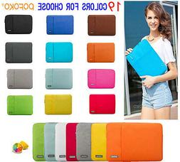 """Notebook laptop Sleeve Case Carry Bag Cover 11 12 13"""" Air 15"""