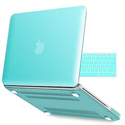 IBENZER Old MacBook Pro 13 Inch case A1278, Soft Touch Hard