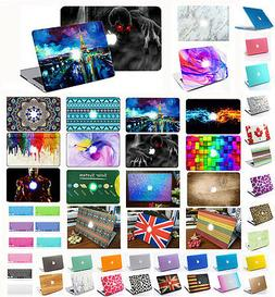 """Painting Marble Hard Case key Cover For Macbook Pro Air 13"""""""