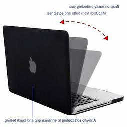 MOSISO Plastic Hard Shell Snap On Case Cover for Old MacBook