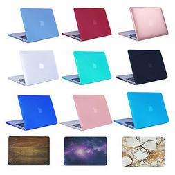 Rubberized hard Case Cover for Macbook Air Pro 13 11 12 15 i