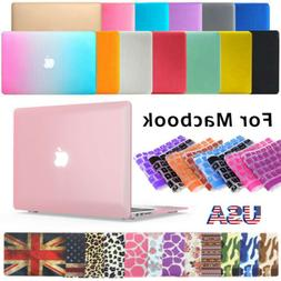 Rubberized Hard Case for Macbook Pro 13/15 16 Retina Air 13""