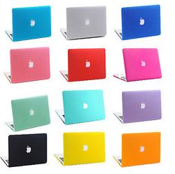 """Rubberized Hard Case Laptop Cover For Apple Macbook Pro 13""""/"""