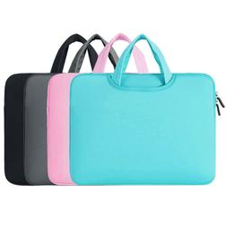 Sleeve Case Shockproof Notebook Cover For Laptop Tablet MacB