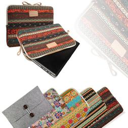 "Soft Sleeve Bag Case Cover Pouch for 10"" 11"" 12""  13"" 15"""