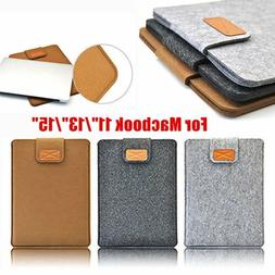 Soft Ultrabook Laptop Sleeve Case Cover Bag for Macbook Air