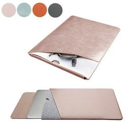 Ultra Leather Macbook Sleeve Case Bag Laptop Tablet Cover Fo