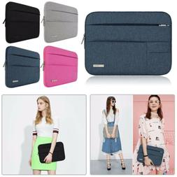 Universal Laptop Sleeve Case Nylon Bag Cover For MacBook Air